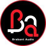 Brabant Audio Logo Vector
