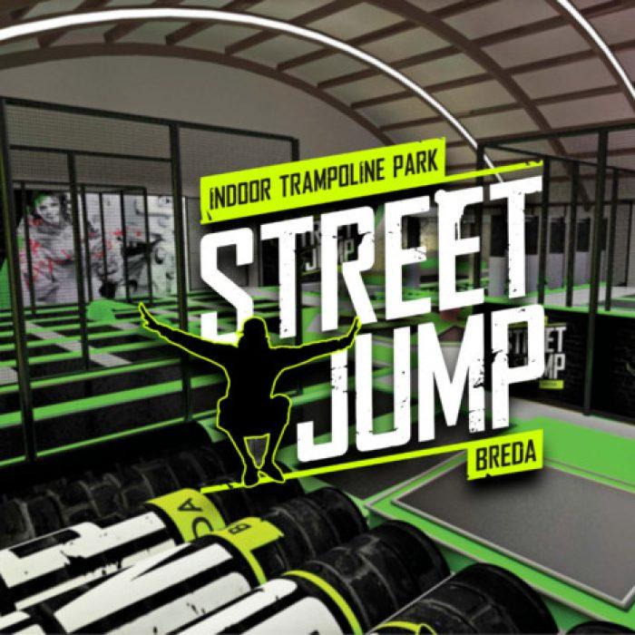 Street Jump Breda